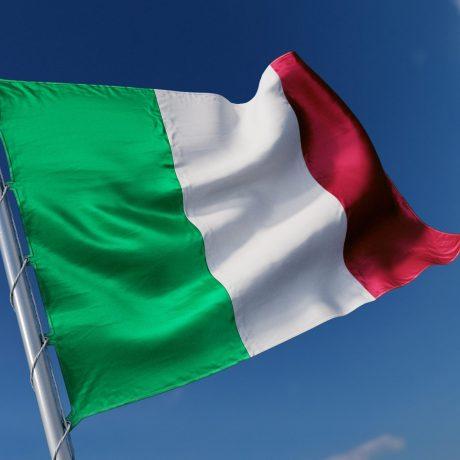 Flag,Italy,It,3d,Rendering